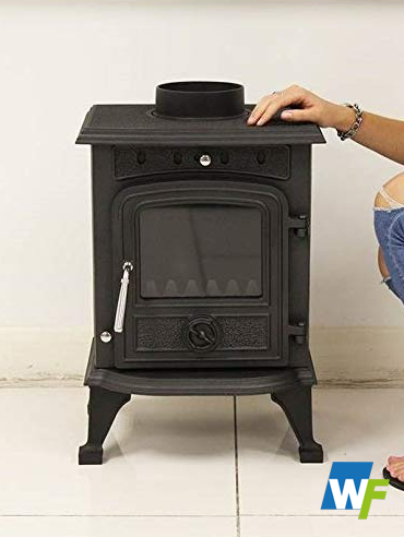 Correct website for stoves