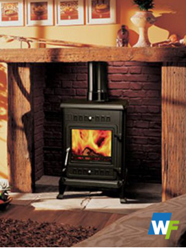Hamco | The Allen, Dry Stove