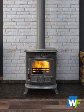 Henley | ARAN - Room Heater -  Freestanding