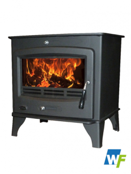Brandon 16kW - Double Sided - Matt Black