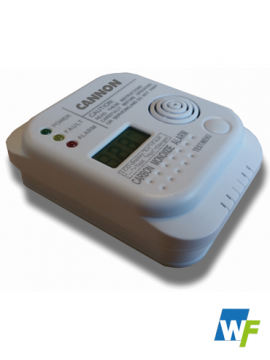 Cannon Carbon Monoxide Alarms
