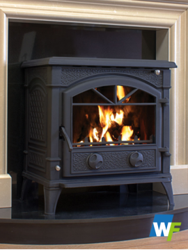 Clearance | Claddagh 16kw Multi Fuel Boiler Stove Copy