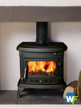 Hamco | The Derg, Dry Stove