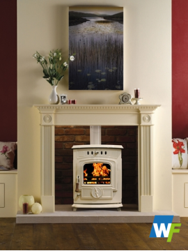 Hamco | Glenbarrow Freestanding Room Heater