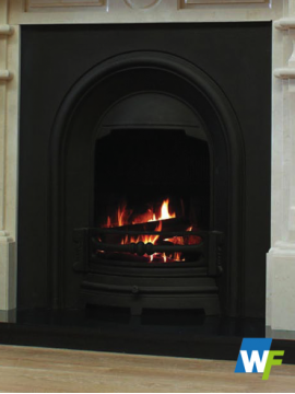 Port Arch Cast Iron Fireplace Insert
